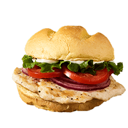 Classic Grilled Chicken Sandwich